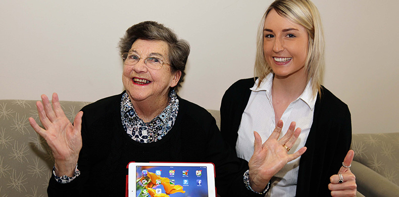 aged care stawell